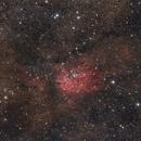 NGC 6820,                                Leonardo Ciuffolotti