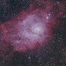 m8 - Lagoon Nebula,                                AGameiro