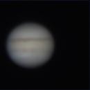 """Jupiter-Meade 8"""" ACF -Barlowx2-ZWO ADC-ASI 290 MC,                                Adel Kildeev"""