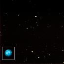 Blue Snowball (NGC 7662,                                Garry O'Brien