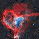 Heart and Soul HOO Palette,                                AstroPhotoRoss