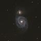 M51,                                David Chiron