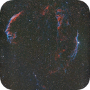 Cirrus nebula complex - with DSLR,                                Paul Schuberth