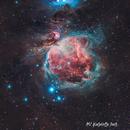 M42  Nebulosa di Orione   zwo 2600 mc pro,                                PaoloG1