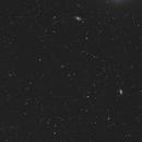 Messier 109 deep sky full,                                papilain