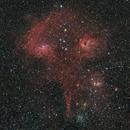 Flames in Auriga, 1st image from remote dark site,                                Robert Huerbsch