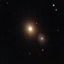 M 60 & NGC 4647,                                Paolo Demaria