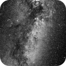 Cygnus and Milky Way,                                Adrie Suijkerbuijk