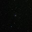 Messier 67 open cluster - Wide field,                                Jean-Marie MESSINA