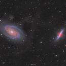 M81 & M82,                                Henrique Silva