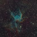 NGC 2359 Thor's Helmet,                                Davide Manca