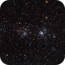 NGC 869 and NGC 884, h and chi Persei,                                Marzio Bambini