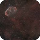 The Crescent Nebula,                                Simon