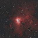 NGC1491 in HOO,                                Timgilliland