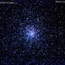 m71 ammasso globulare nel sagitta                                              distanza 12.000   A.L.,                                Carlo Colombo