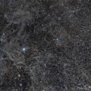 Polaris Nebula - wide field,                                Jocelyn Podmilsak