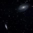 M81 and M82,                                Nikolay Vdovin