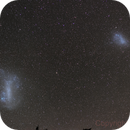 Magellanic Clouds - Quick and Wide View,                                Gabriel R. Santos (grsotnas)