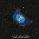 Messier 27 - The Dumbbell Nebula  HOO,                                Paul Borchardt