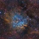 Sh2-86 (aka NGC6823),                                Salvatore Iovene