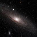Ma première image sur le forum : M31 Get