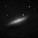 M82 in NIR,                                Andreas Dietz