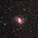 Fireworks Galaxy - NGC 6946,                                Chris