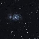 M51 La Cannibale,                                Yves-André