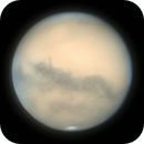 Mars - 23:29UT - 9 October 2020,                                Roberto Botero