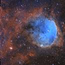 Gabriela Mistral Nebula,                                Brian Peterson