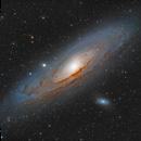 Andromeda Galaxy 3 Hours OSC,                                swordfizh