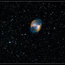 NGC 6853 Dumbbell,                                Frédéric THONI