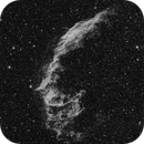Veil Nebula, NGC 6992, 6995 in Cyg,                                GJL