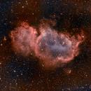 Soul Nebula,                                aferial