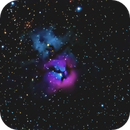 Trifid Nebula,                                doug0013