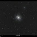 Messier 5,                                rflinn68