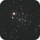 The Owl Cluster (NGC 457) Widefield,                                Killie