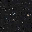 M58 / Siamese Twins, NGC4567 en NGC4568,                                Marc Verhoeven