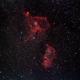 The Heart & Soul Nebulae,                                Steven Bellavia