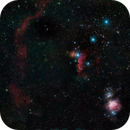 Orion's Belt and Sword,                                Jganz