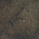 Barnard 84 (The Claw Nebula, The Dark Scorpion),                                Geoff