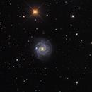 NGC3184, 12/28/2017,                                Mike Carroll