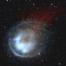 HFG1 Ancient Planetary Nebula,                                Jerry Macon