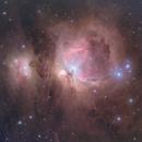 M42 HaLRHaGB Bortle 6,                                Carastro