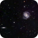 M100 The Mirror Galaxy,                                Albert  Christensen