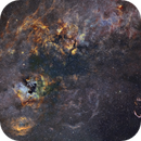 Cygnus Complex Nebula (12 Panel Mosaic Hst Palette),                                Aggelos_Kechagias