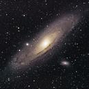 M31 The Andromeda Galaxy,                                Eshan Toorabally