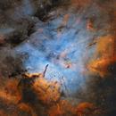 SH2-86/NGC 6820,                                Yizhou Zhang