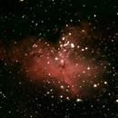 Eagle Nebula,                                Kristof Dabrowski