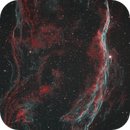 The Witch's Broom Nebula,                                Gabe Shaughnessy
